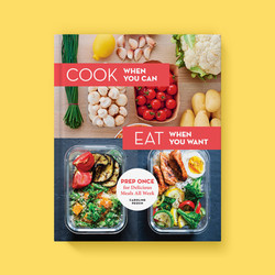 Cook When You Can front cover