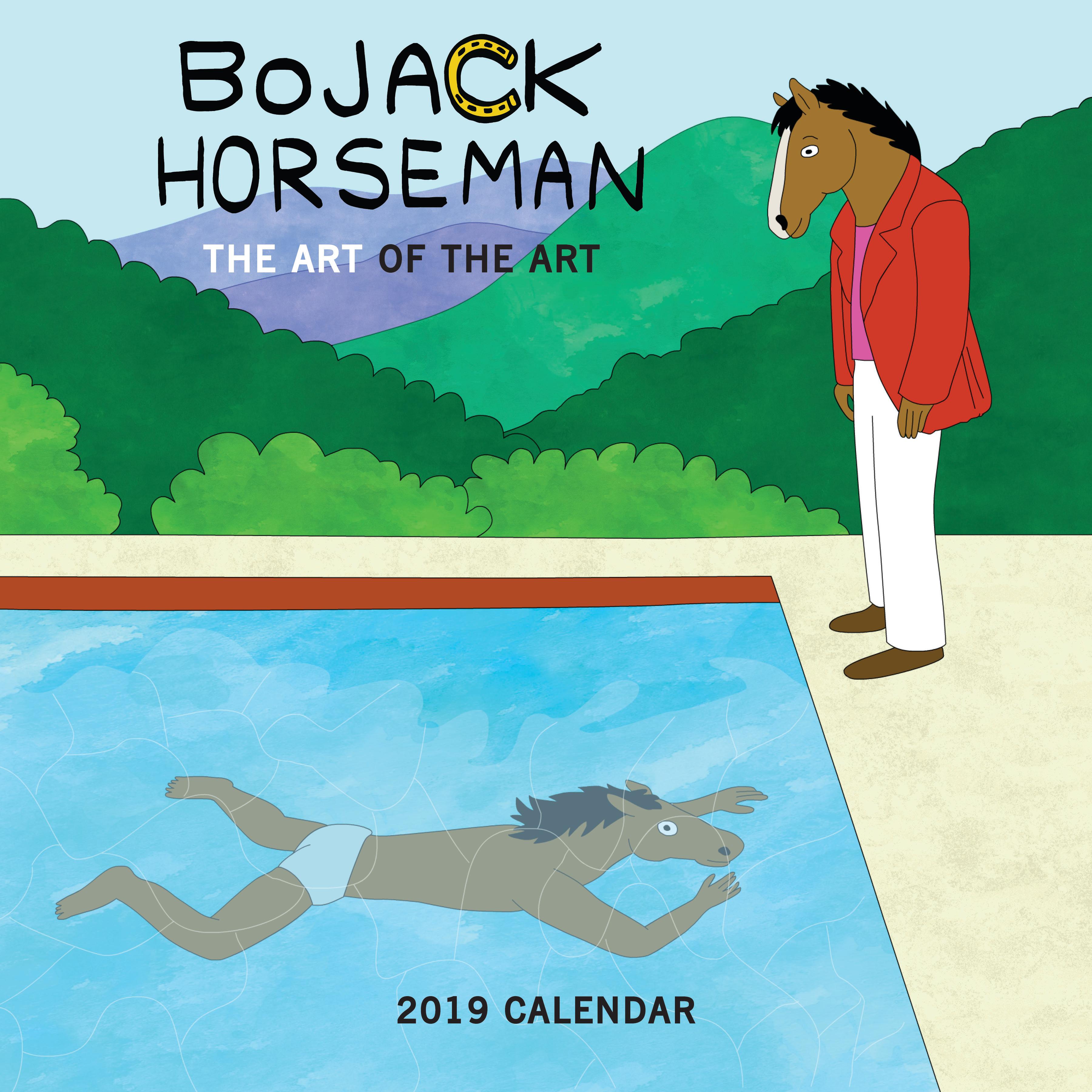 BoJack Horseman 2019