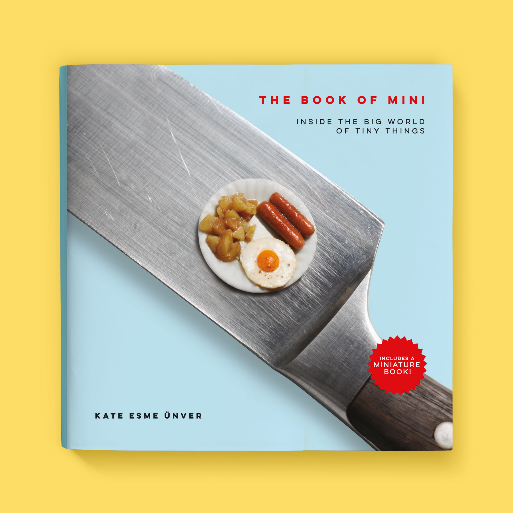 The Book Of Mini front cover