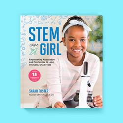 STEM Like a Girl cover
