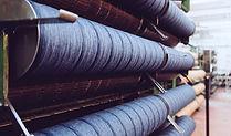 Tissu Rolls usine