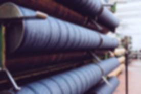 fiber fabric roll
