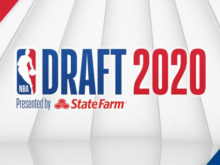2020 NBA Draft's 2.65m average viewers the lowest since 2009