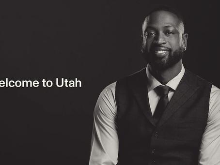 NBA Legend Dwyane Wade Joins Utah Jazz Ownership Group