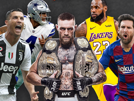 The World's 10 Highest Paid Athletes