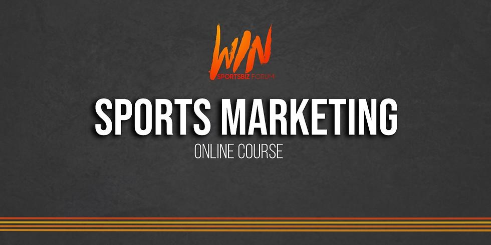Sports Marketing with Edgar X. Vargas
