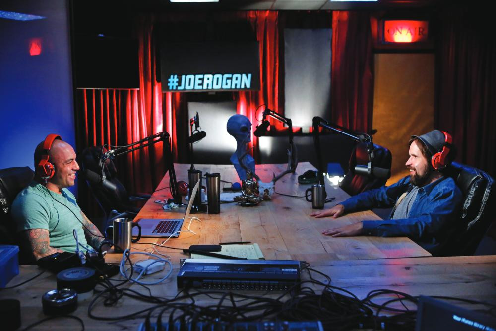 Spotify exclusively acquired the Joe Rogan Podcast, an English-language chart leader, for a reported US$100 million in May 2020