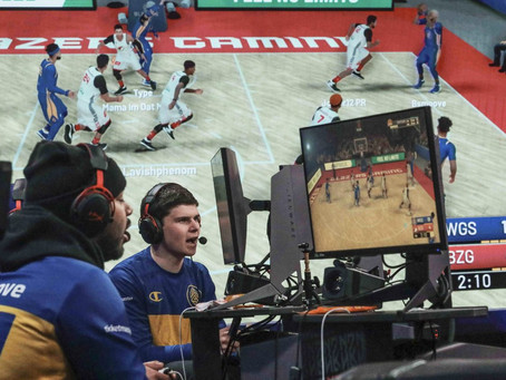 NBA's 2K eSports League Grows During Pandemic with Eyes on Expansion