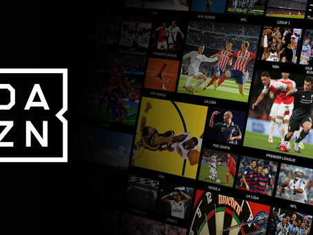 Sports service DAZN expands to 200 countries on December 1st
