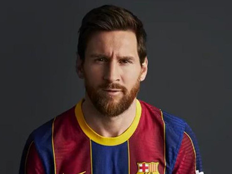 Lionel Messi signs with Anheuser-Busch for Budweiser campaign