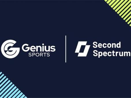 Genius Sports buys Second Spectrum in US$200m deal