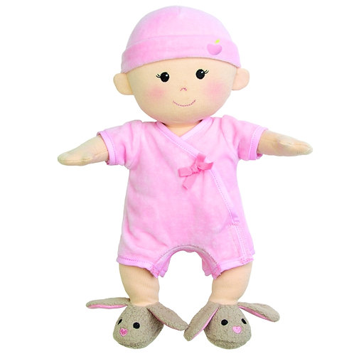 Organic Baby Girl Doll