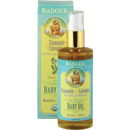 Baby Oil - Badger