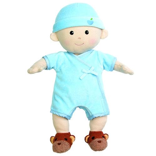 Organic Baby Boy Doll