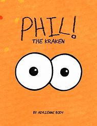 Phil The Kraken by Adrienne