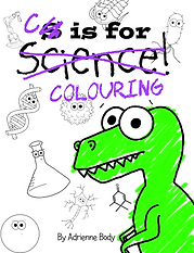 Science Colouring Book - Color