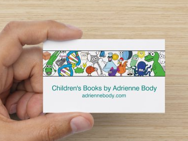 Adrienne Body Author Illustrator