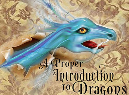 KneeDeep... KneeDeep... And the Next Jane Austen's Dragons book just came out.