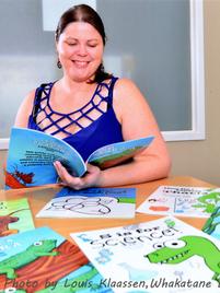 Adrienne Body author illustrator