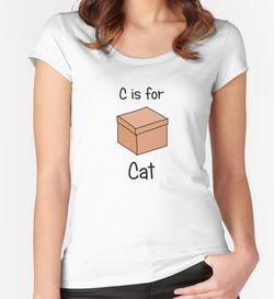 C is for schodinger's cat