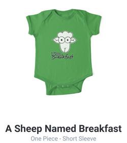 Sheep Named Breakfast Adrienne Body