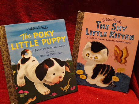 ReadingMagic - What was your favorite animal book or story and why? - The Reading Magic Game Day 2