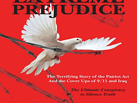 My Review, Thoughts & Reactions to Extreme Prejudice by Susan Lindauer. Read by Rebecca Roberts