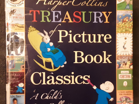 ReadingMagic -What kid's book did/do you read to your kids over & over & over & over & over...Day 27