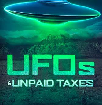 UFO's and Unpaid Taxes - Scifi, meet Carlton Lassiter...