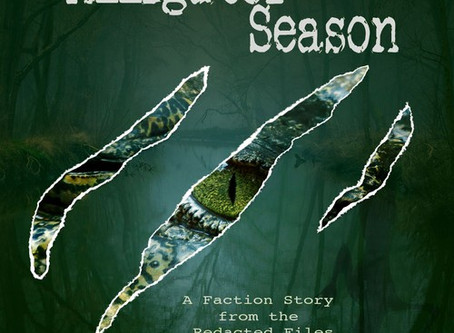 Brutal... Blood... Bullets... Bodies... My review of Alligator Season