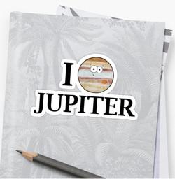 I love jupiter Adrienne Body
