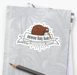 Adrienne Body Books