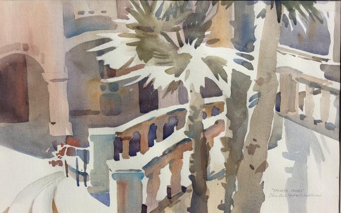 Spanish Palms