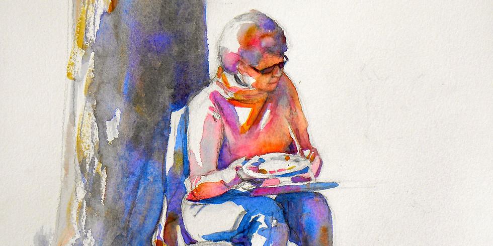 OASIS Intermediate Watercolor