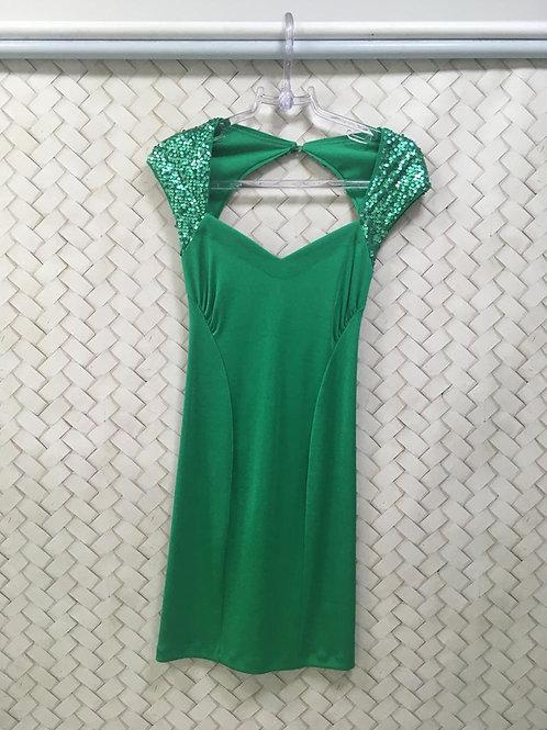 Vestido Verde IODICE