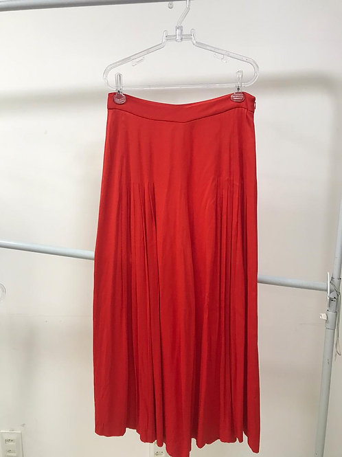 Pantacourt Red ZARA