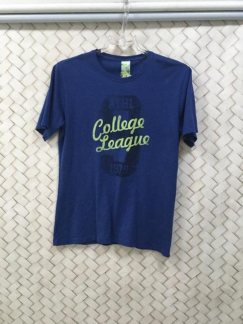 T-shirt Azul  PUC