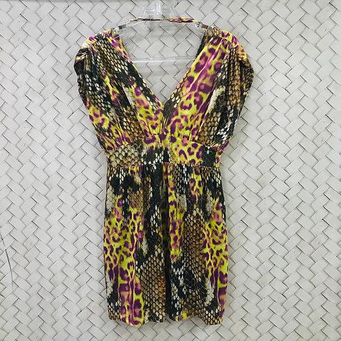 Vestido Malha Composê PITANGA