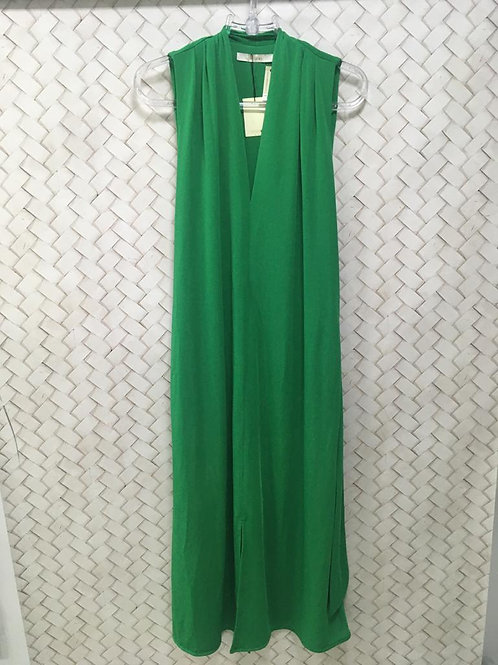 Vestido Verde Malha Fria AMISSIMA