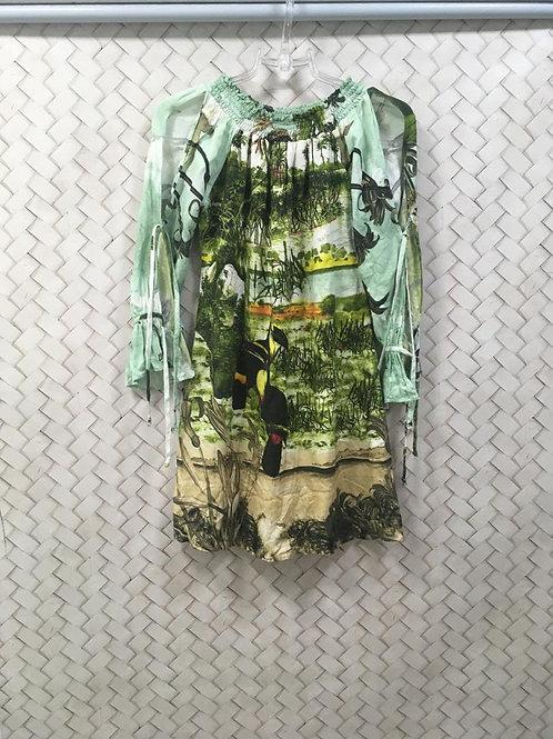 Vestido Ombro a Ombro Tucano HIRUS