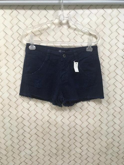 Short Azul HRG 715
