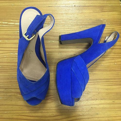 Sandália Azul LUIZA BARCELOS