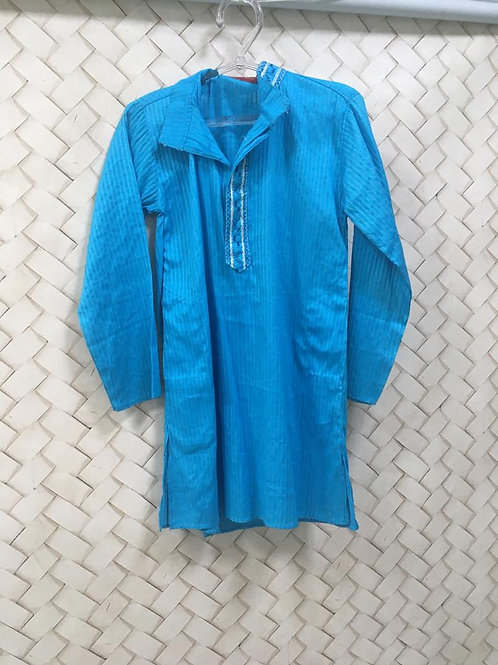 Vestido Azul Infantil G.PLUS