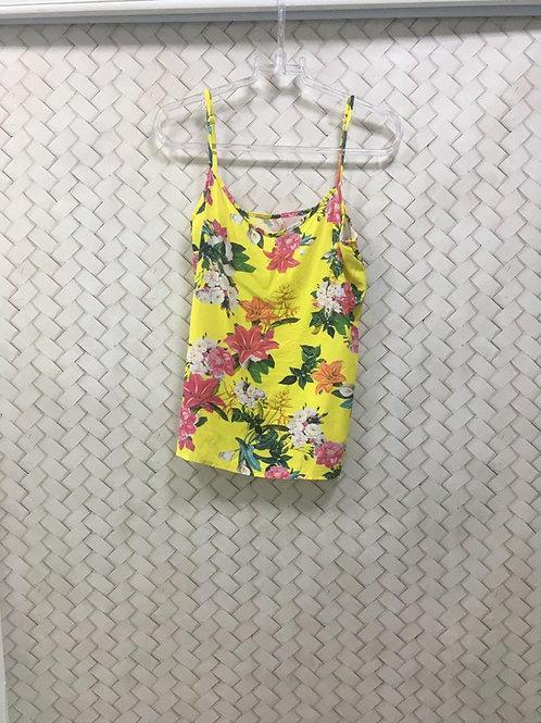 Camiseta Floral MARFINO
