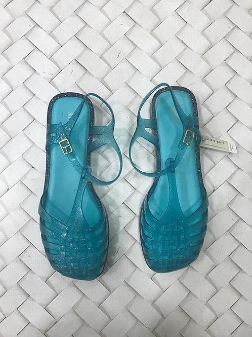 Sandália Azul MELISSA