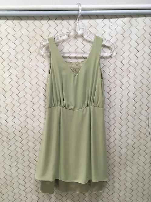 Vestido Verde MARIA FILÓ