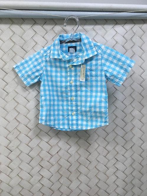 Camisa Xadrez Infantil  CARTER'S