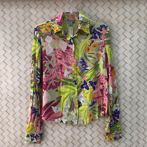 Camisa Floral FARM 1264