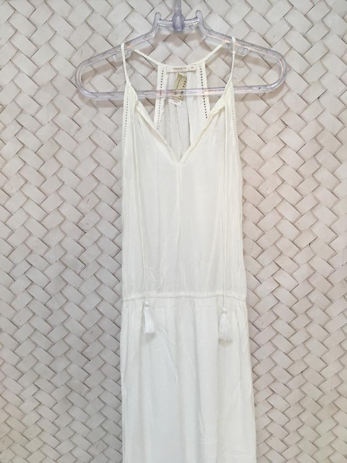 Vestido Longo Branco YSC