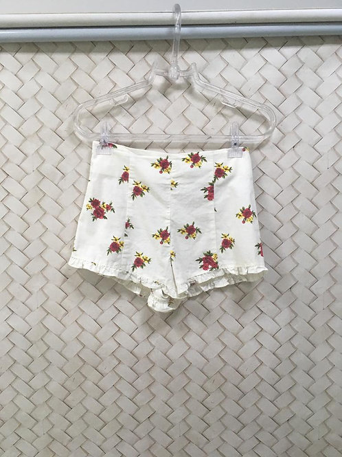 Short Floral Infantil FOREVER 21
